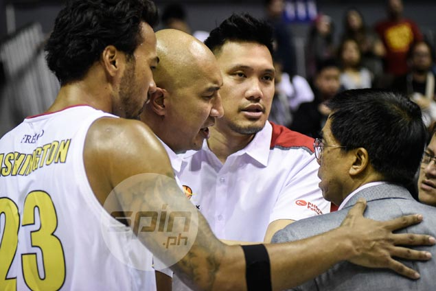 Fiery RoS comeback against Phoenix boils over as Shawn Taggart, Nic Belasco nearly trade blows