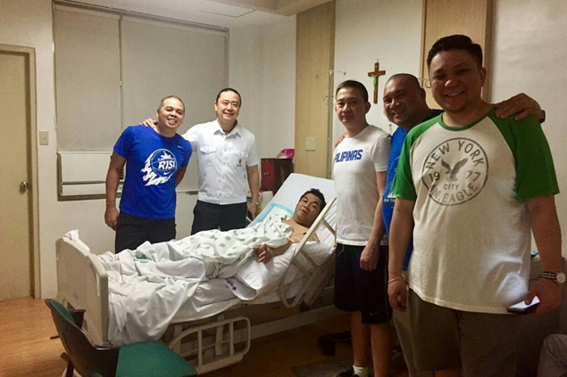 GlobalPort to face NLEX with heavy heart after death of beloved assistant coach Senen Duenas