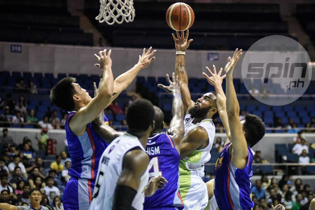 White, Pringle give relief to grieving GlobalPort with clutch hits to prolong NLEX suffering