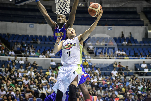 Subpar play, cramps fail to dampen mood of Terrence Romeo as GlobalPort snaps slump