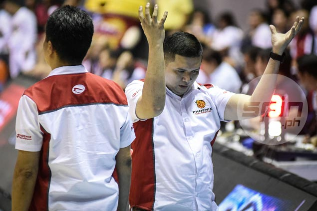 Coach Ariel Vanguardia disappointed but not distraught after Phoenix's huge loss