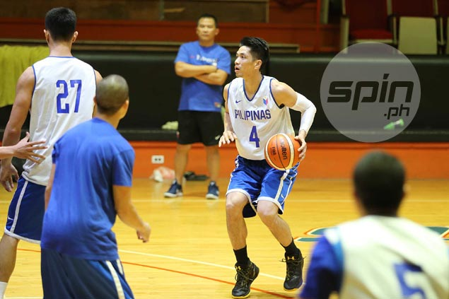 Chot Reyes explains decision to leave out Allein Maliksi from Fiba Asia Cup lineup