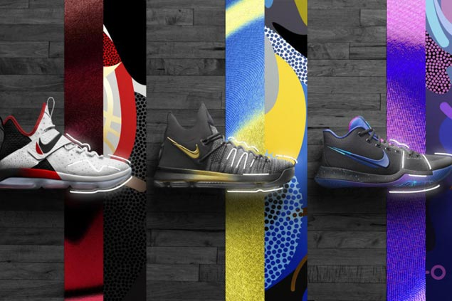 Nike ushers in NBA playoffs with 'electrifying' colorways of signature sneakers