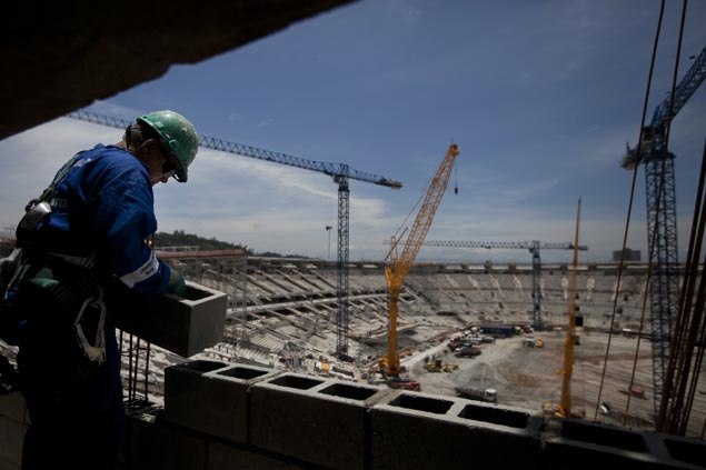 New corruption probe now involves six of Brazil's World Cup stadiums