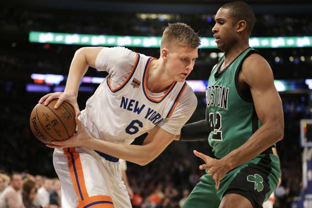 Kristaps Porzingis skips Knicks exit meetings out of frustration over team's dysfunction