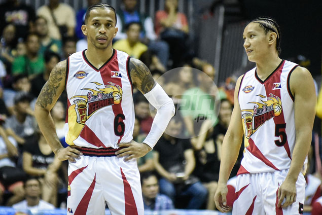 Cornrows becoming SMB trend as Chris Ross, Alex Cabagnot join Brian Heruela in sporting same look