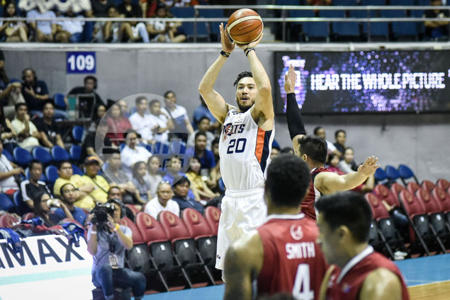 Jared Dillinger welcomes long break for Meralco, hardly worried it will leave team rusty