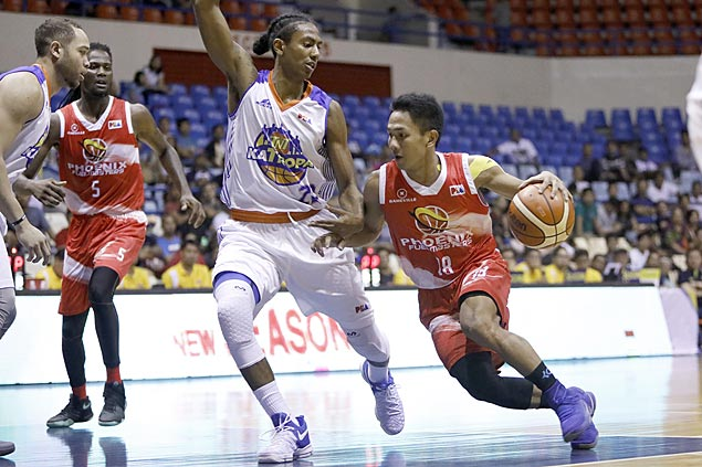 Rookie Jeff Viernes hit with sanctions by Phoenix after playing in 'ligang labas' game