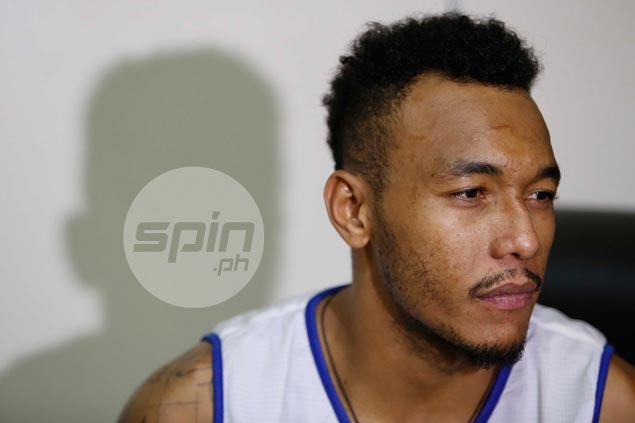 Calvin Abueva taken to hospital after suffering busted lip in Gilas practice accident