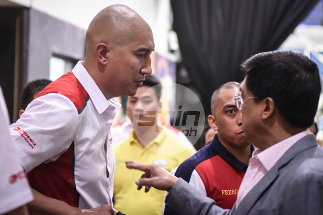 Narvasa defers sanctions as Shawn Taggart explains side on scuffle with Nic Belasco