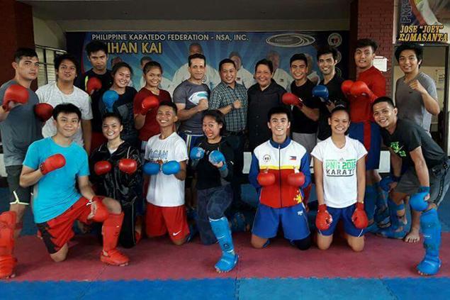 OJ de los Santos, Mae Soriano head 16-member Philippine karatedo team competing in Thailand Open