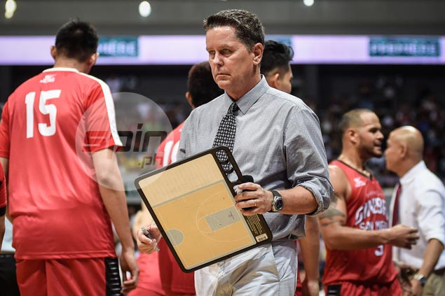 Tim Cone warns his Ginebra Kings a frustrated NLEX team is 'incredibly scary'