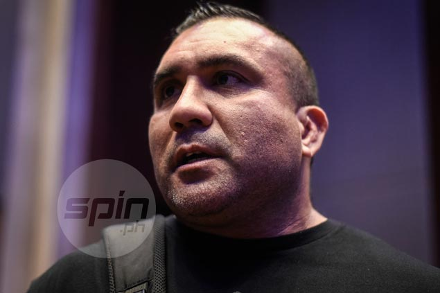 George Castro vows planned Manila gym will have best MMA fight stable in Asia