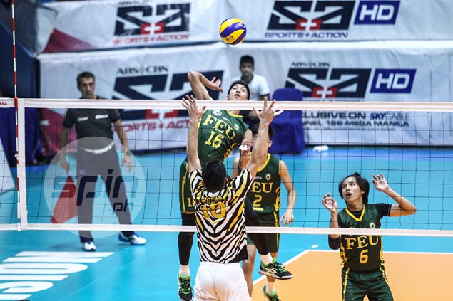 FEU Tams clobber UST Tigers to move up stepladder semis vs twice-to-beat NU Bulldogs