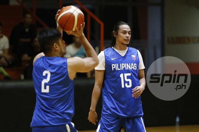 Gilas local cast finally at full strength as Terrence Romeo reports for practice