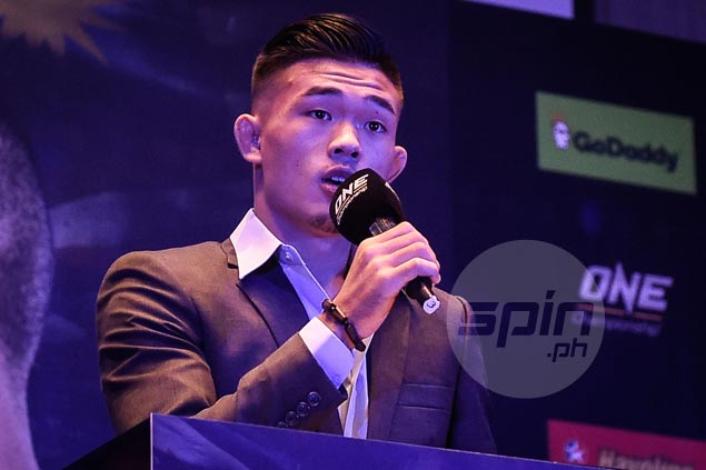 Christian Lee eager to bounce back and give fans a good fight in One: Kings of Destiny