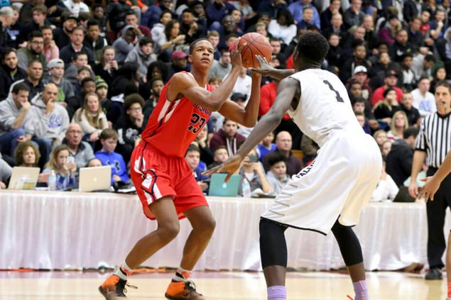 Highly touted HS prospect Shareef O'Neal, son of Shaq, commits to play for Arizona Wildcats