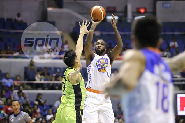 Bull-strong Donte Greene, TNT KaTropa prove too hot to handle for GlobalPort