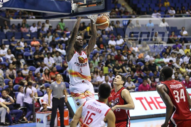 Jameel McKay's 42 points, 22 rebounds power Phoenix past depleted Alaska side