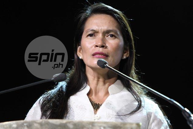 Elma Muros-Posadas nabs honor as first recipient of Palarong Pambansa Lifetime Achievement Award