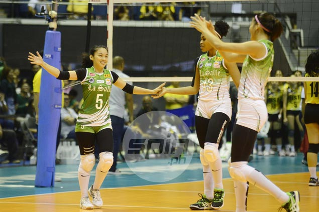 Dawn Macandili deflects credit as selfless play earns high praise from La Salle coach