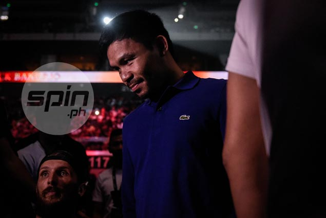Pacquiao welcomes news that Horn is training hard: 'That means he'll give me a good fight'