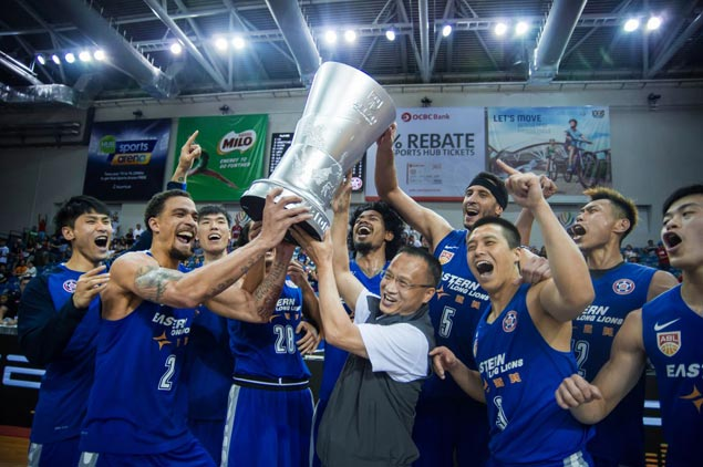 Hong Kong Long Lions beat Slingers in double overtime to take ABL title on first try