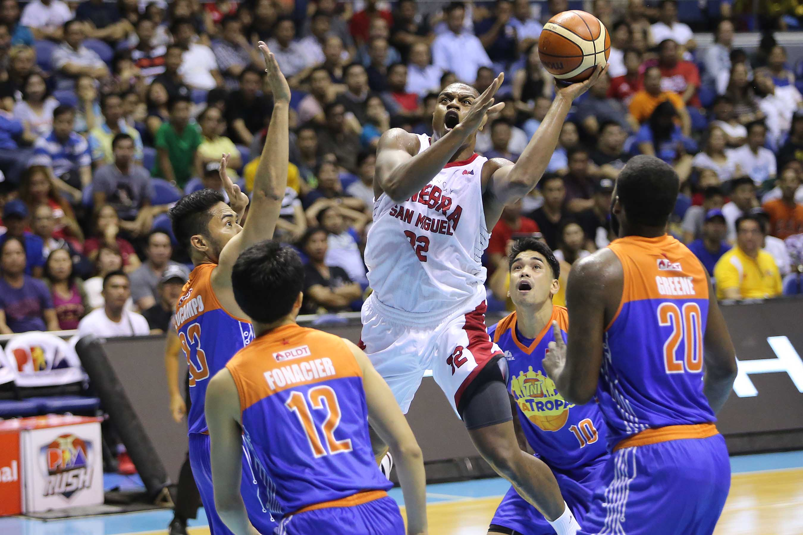 Birthday-boy Justin Brownlee says Ginebra bound to 'get better and better'