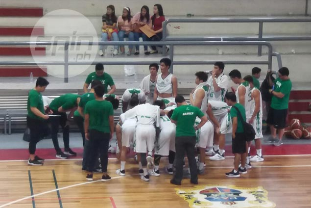 Green Archers flex muscles in preseason with emphatic wins over Letran, TUP