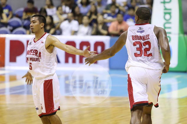 LA Tenorio makes sagging TNT defense pay with torrid shooting from beyond the arc