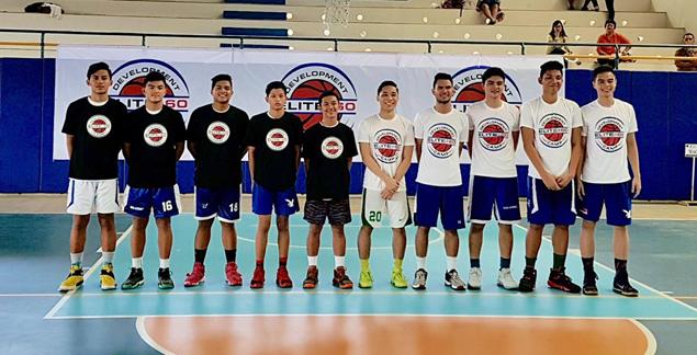 Magis Eagles make up bulk of Visayas delegation to Elite60 Manila basketball development camp