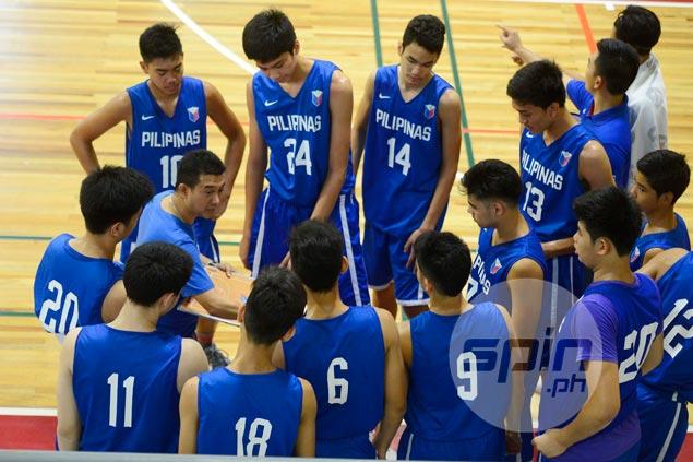 Batang Gilas will be without Ethan Kirkness, AJ Edu in Seaba U16 stint. Coach explains