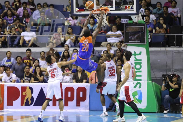 Donte Greene insists boos from Ginebra crowd never bothered him: 'I've heard worse'