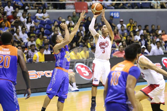 In-form Ginebra guard LA Tenorio rewarded with second PBA Player of Week citation