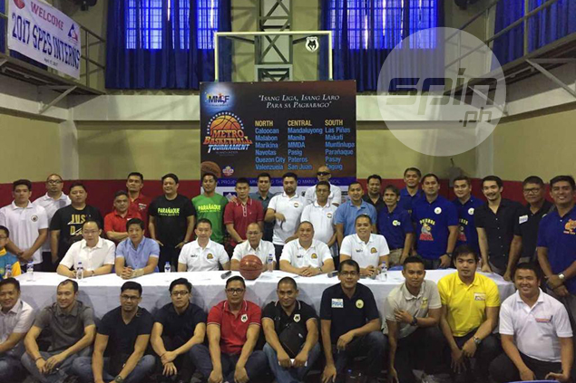 Metro-wide basketball tournament featuring top juniors set for launch