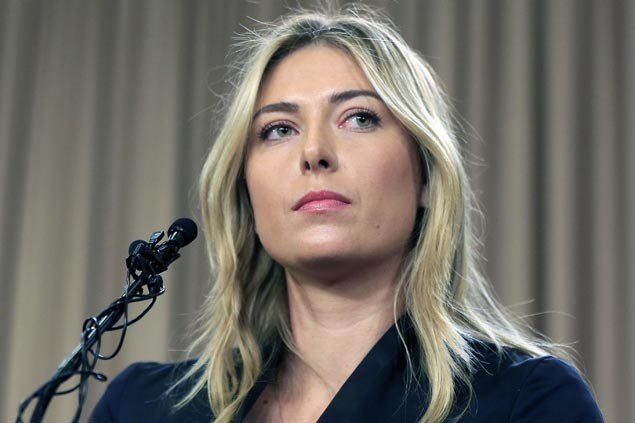 Top players speak out against wild cards for players returning from doping suspensions as Maria Sharapova makes comeback