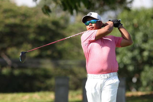Rupert Zaragosa gains top seeding in Philippine Amateur Open Match Play