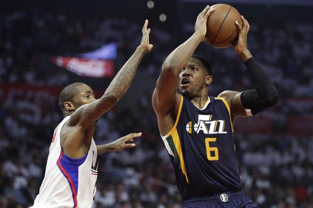 Just like old times as Joe Johnson, fellow veterans make presence felt in playoffs