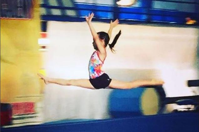Anya Mikhel Feraren bags five gold medals as NCR continues to dominate Palaro gymnastics