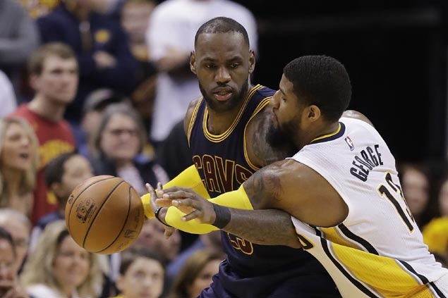 NBA report says LeBron James' go-ahead triple to clinch Cavs sweep should not have counted