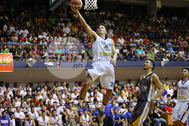 Gilas made to sweat by Mindanao selection as PBA All-Star game ends in a draw