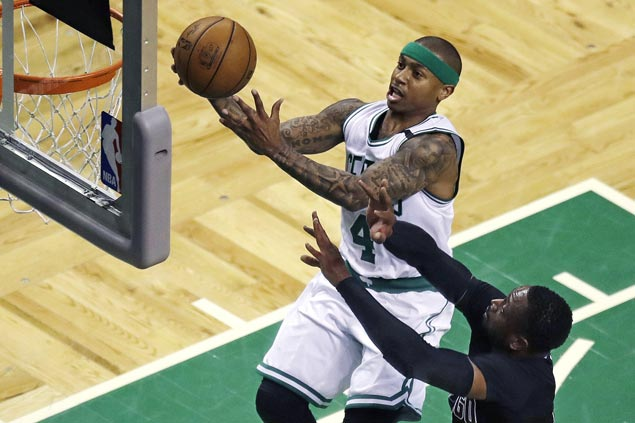 Celtics continue resurgence with third straight win over Bulls to close in on conference semis