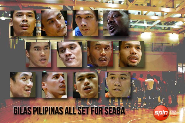 Jalalon, Wright, Pogoy, Maliksi, Almazan are new faces in Gilas 12 for Seaba wars
