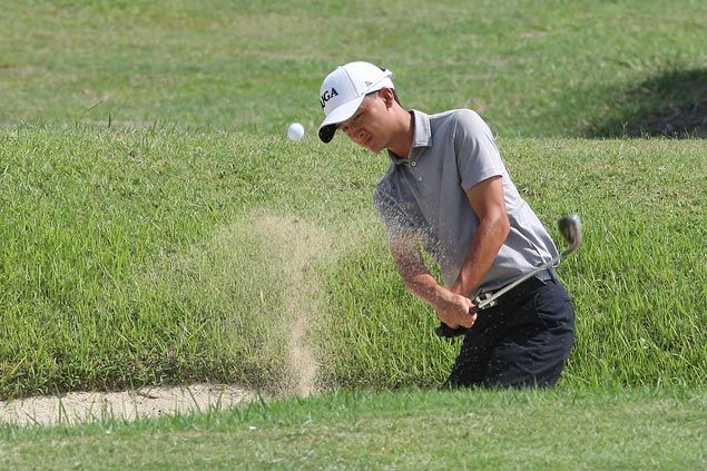 Giant-killer Peter Po completes dream run to PH Amateur Match Play title