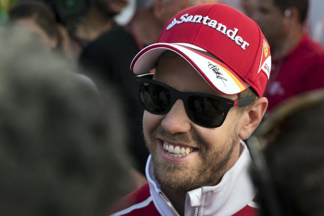 Sebastian Vettel takes Ferrari revival to Russia but says Mercedes the clear favorites in Sochi