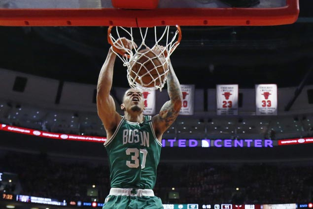 Celtics punctuate series comeback with 22-point rout to eliminate Bulls