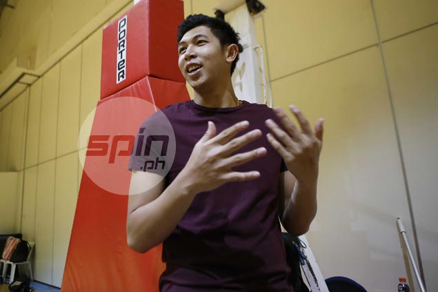 Kevin Ferrer vows to work hard and be ready for next chance to play for country