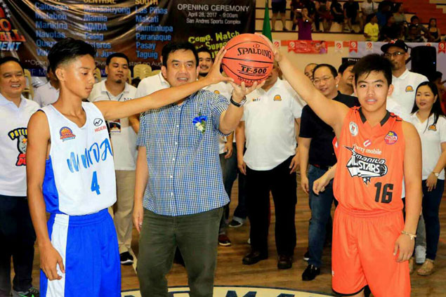 Fancied Makati, 2 others make presence felt in Metro Basketball Tournament opener