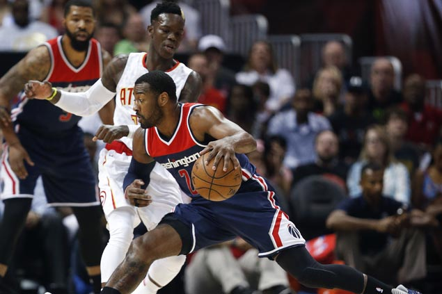 Wizards march on to Eastern Conference semis after disposing of Hawks in six