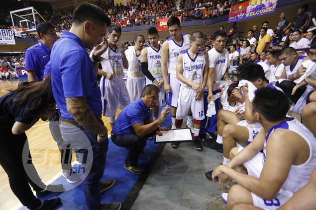 Gilas Pilipinas gauges progress as SEABA 12 faces Visayas All-Stars in first, and possibly last, tune-up